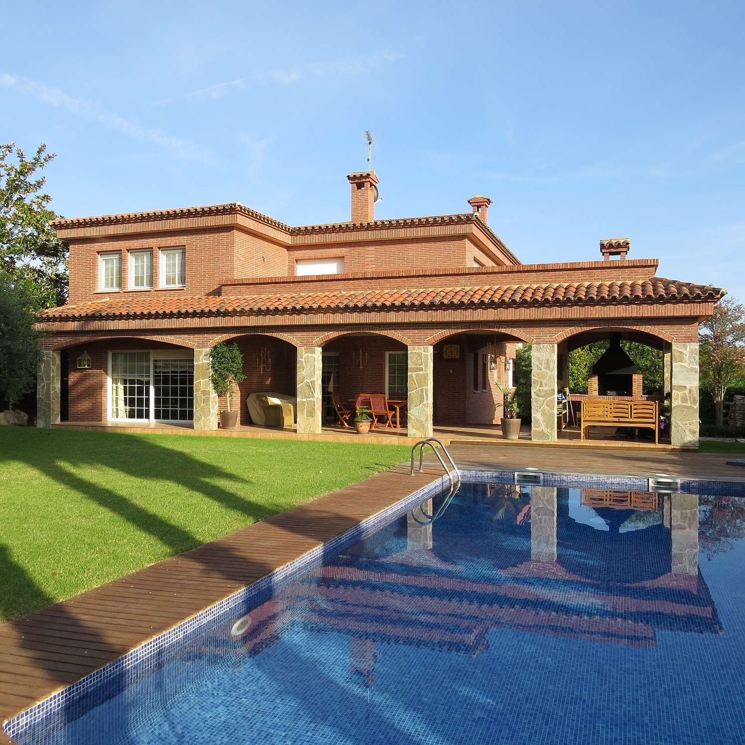 Villa with Pool in Altafulla