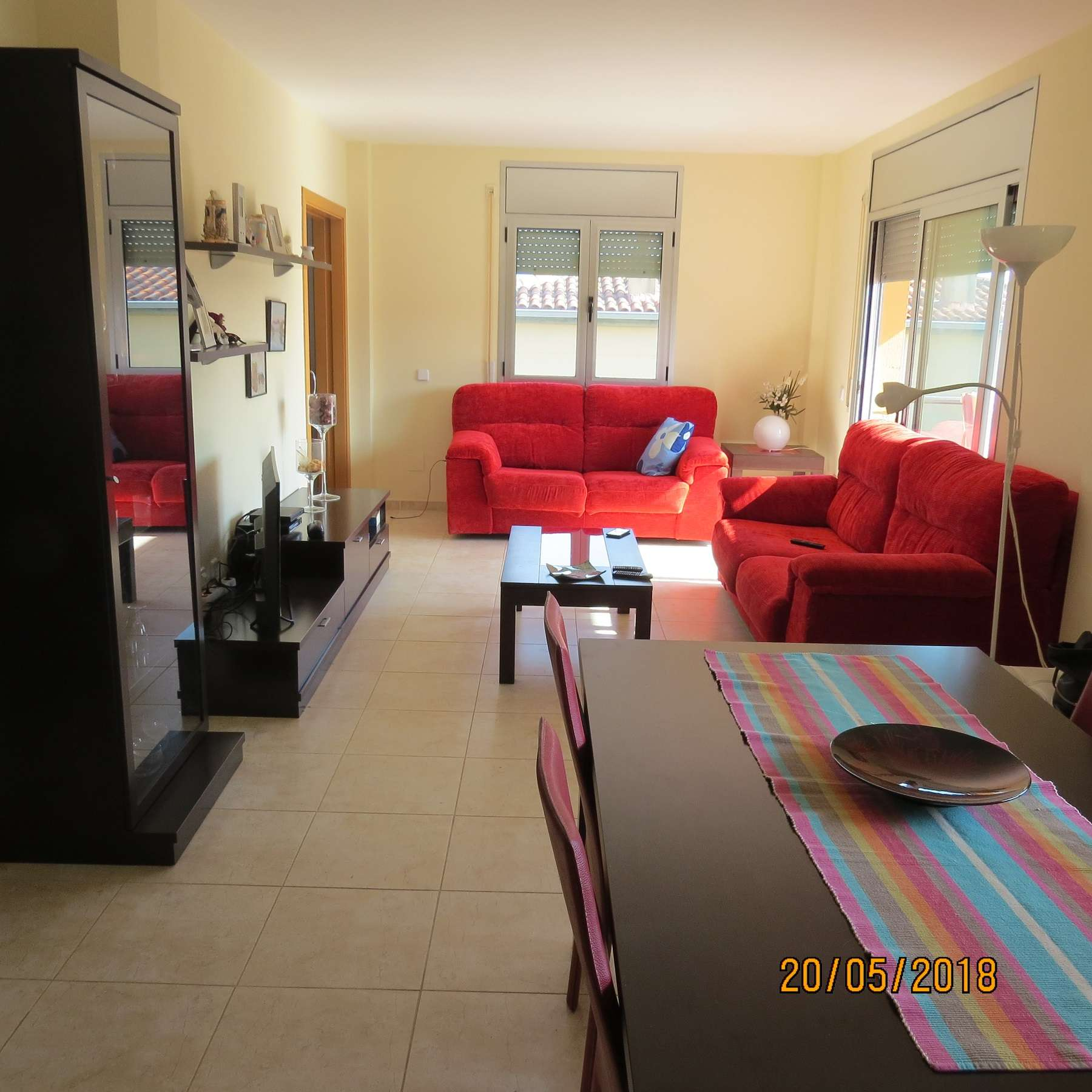 Bright Apartment in Cambrils