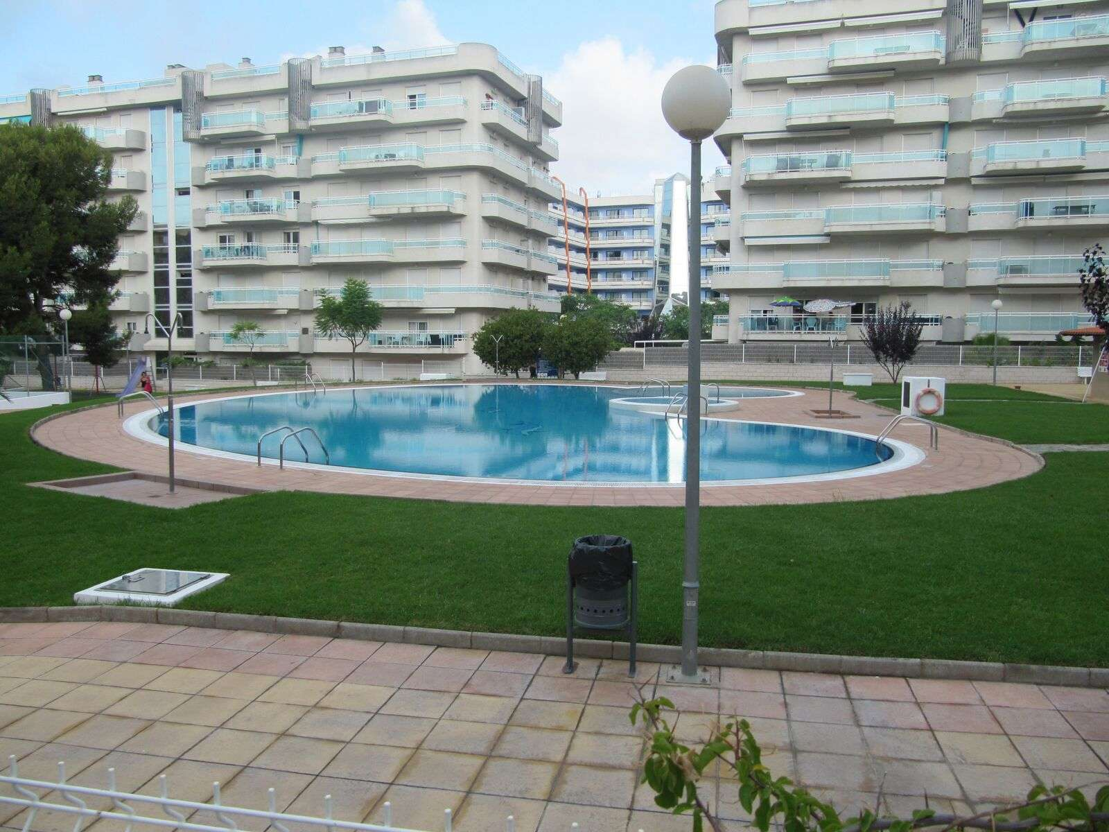 Spacious Apartment in Salou