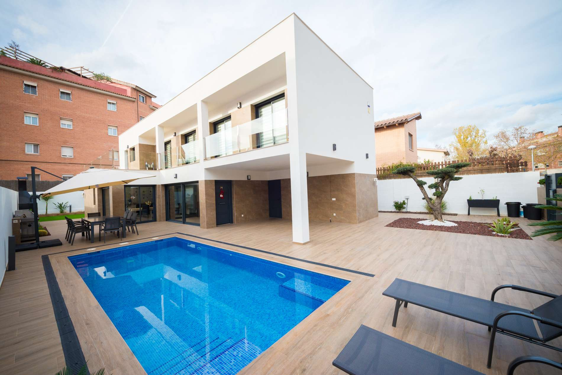 Spectacular house in Can Bou Castelldefels