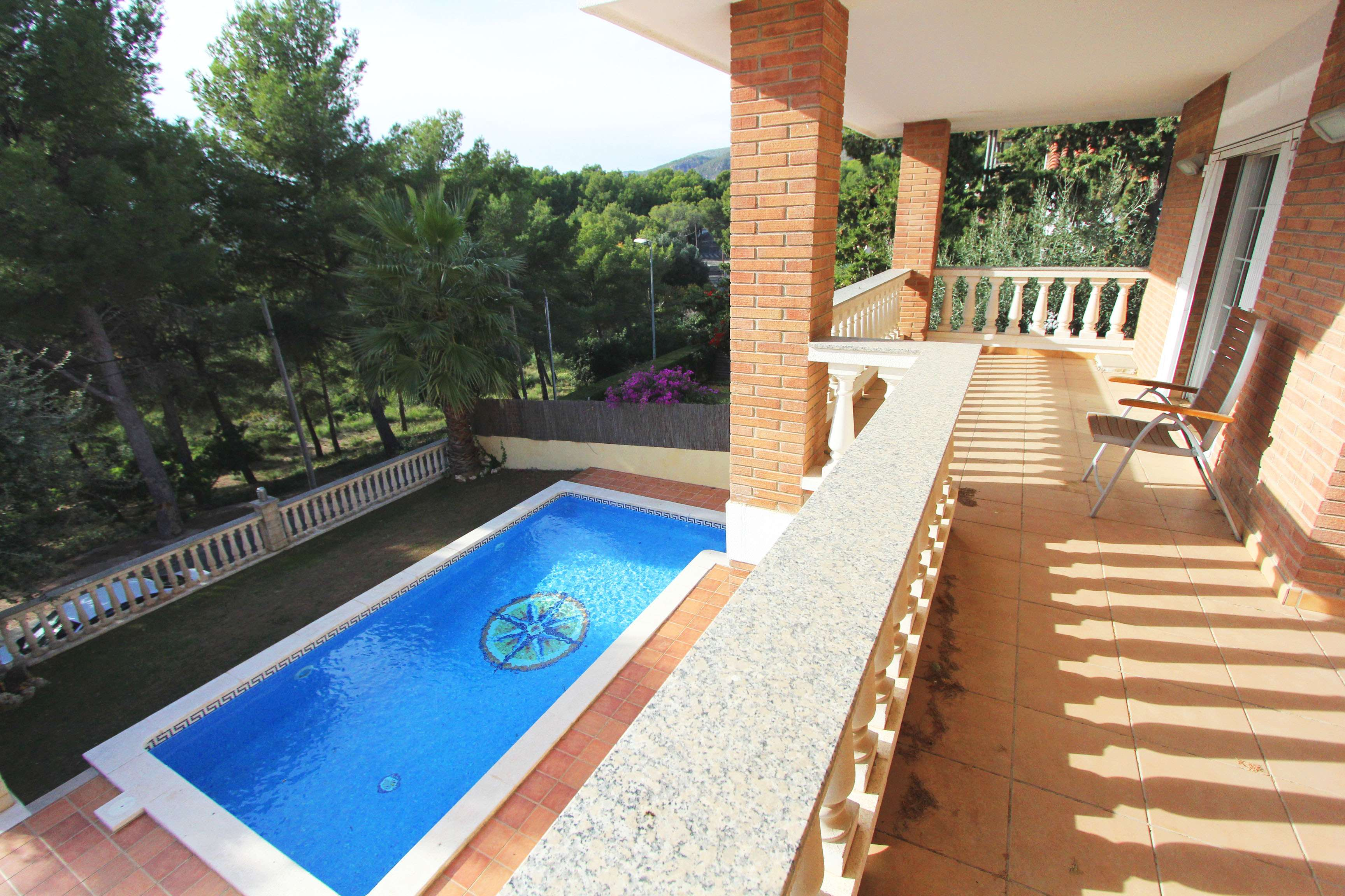 Comfy family house in Castelldefels