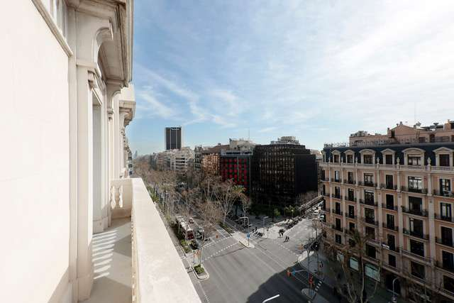 The wonderful apartment in Diagonal