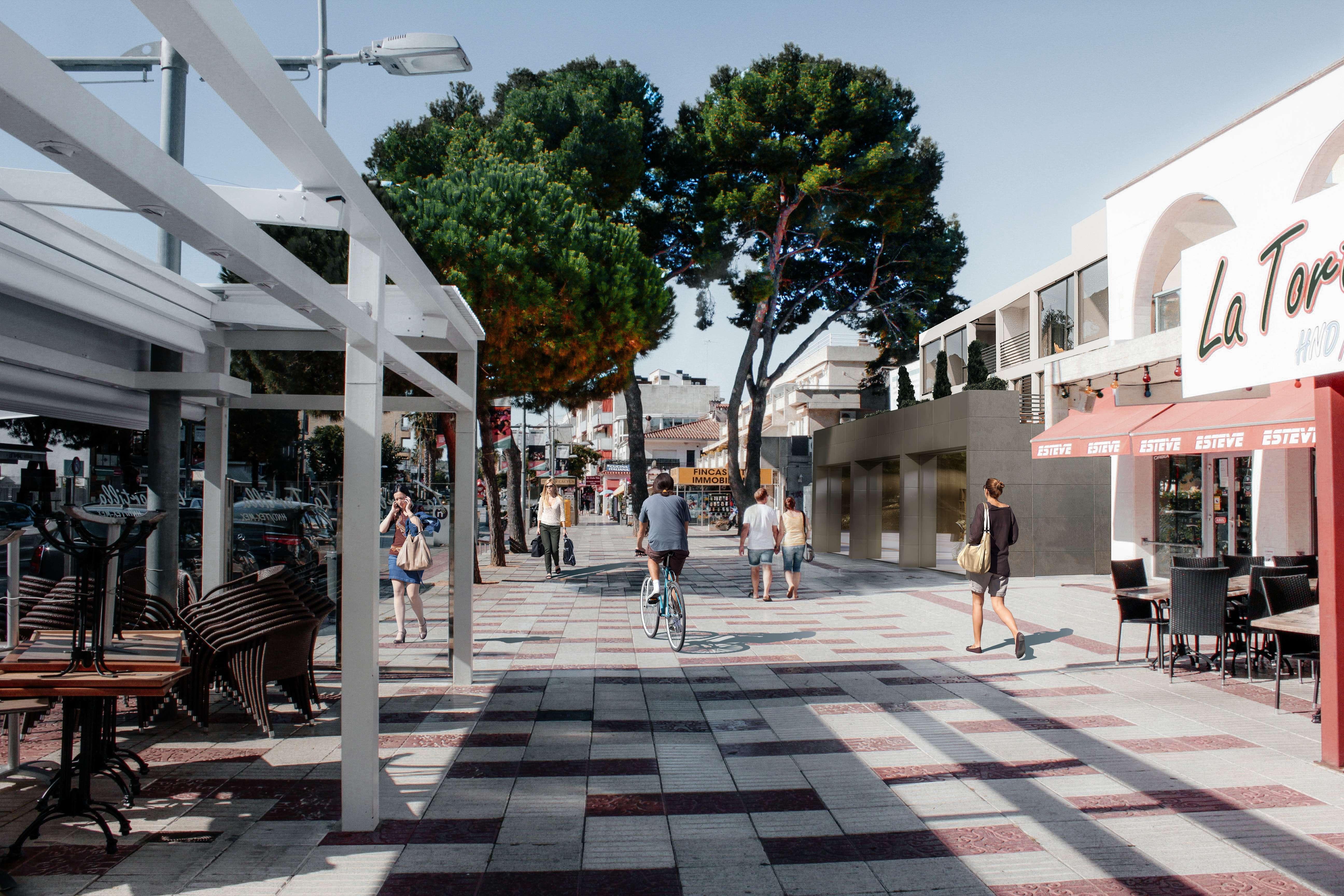 Brand new comfort-class complex in Playa d'Aro