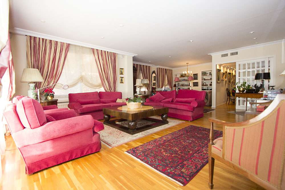Lovely penthouse in Sant Gervasi
