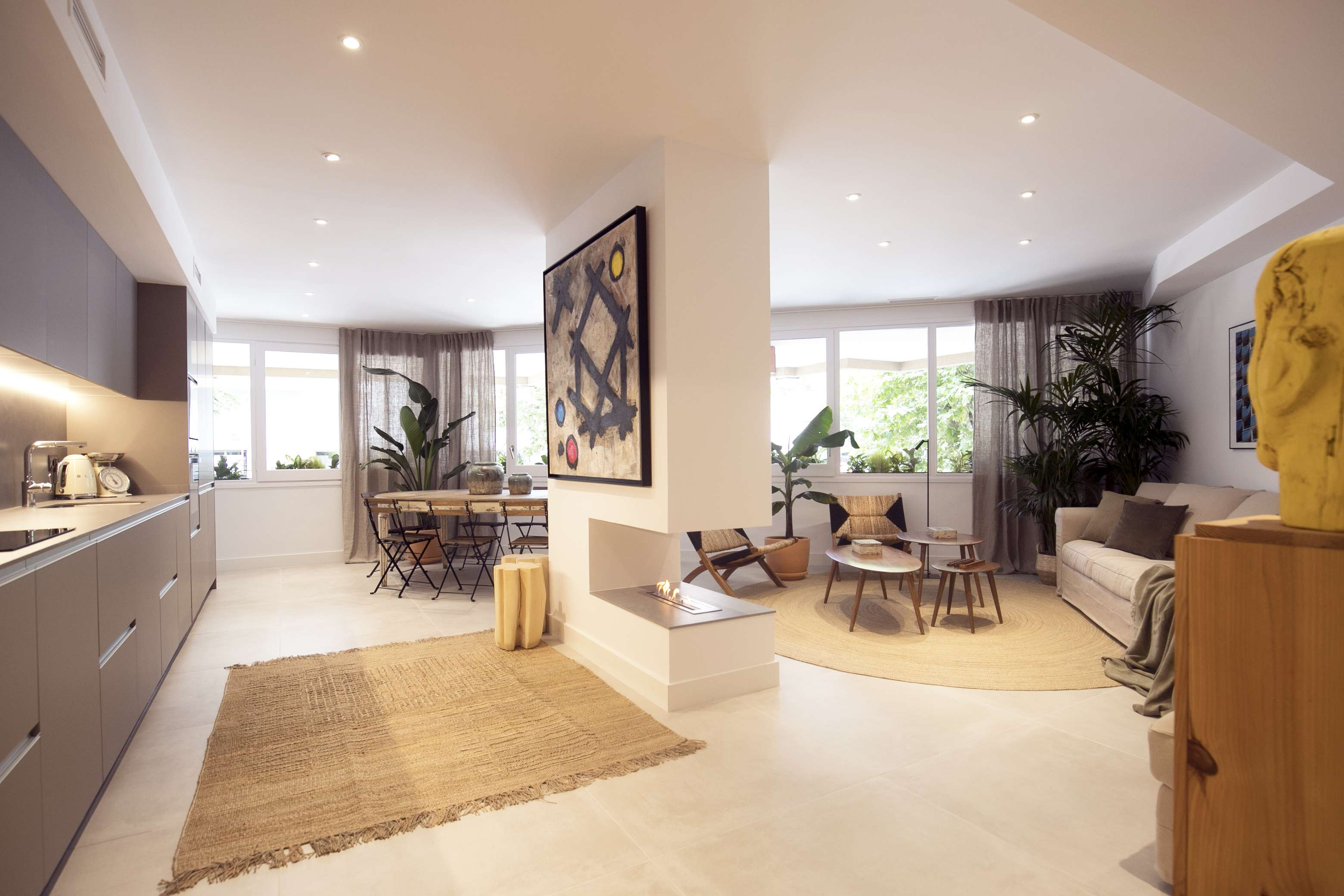 Modern flat in Eixample