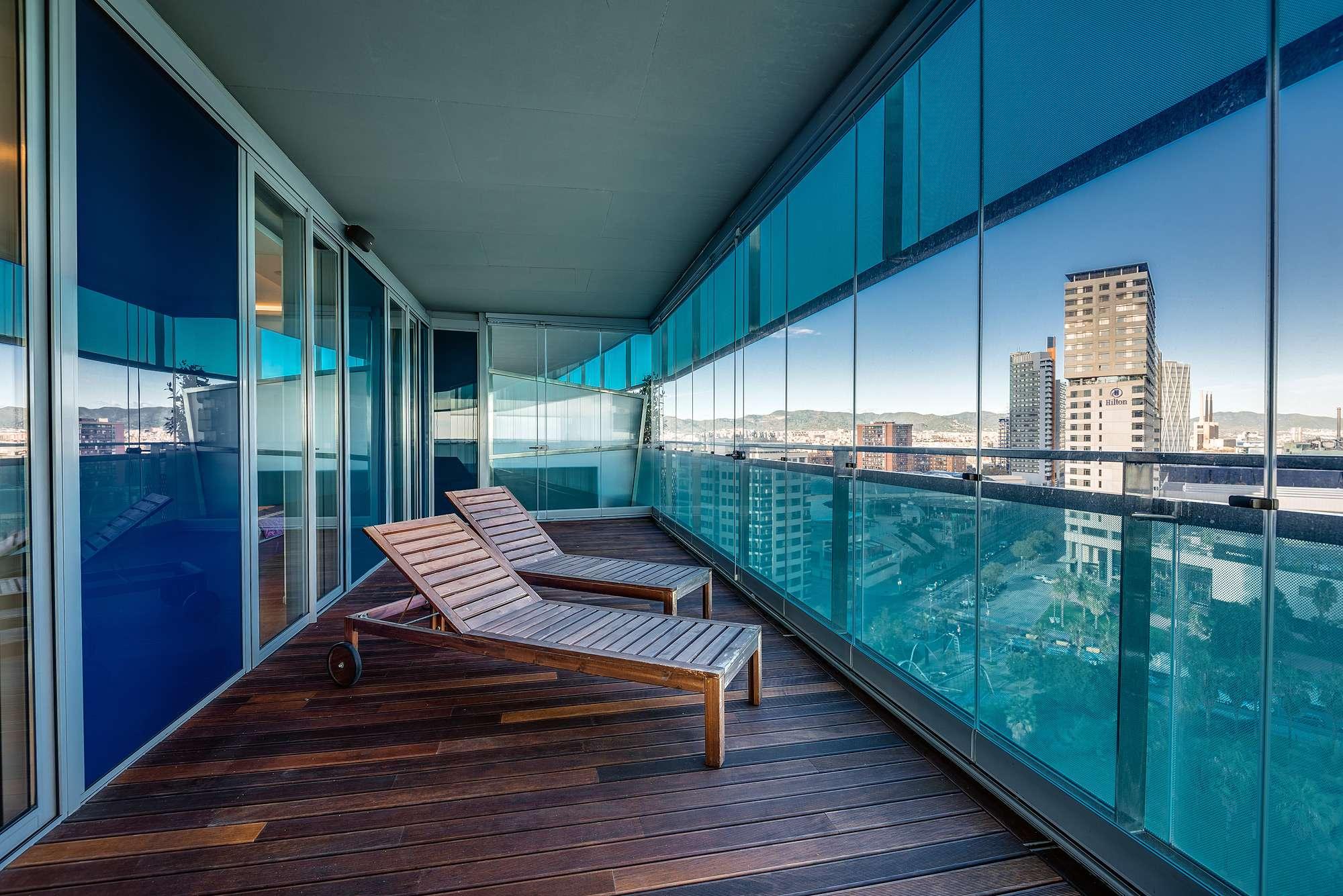 Luxury apartment in Diagonal Mar