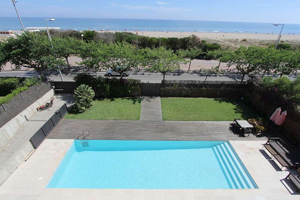 Luxury villa with sea view Castelldefels, Barcelona.