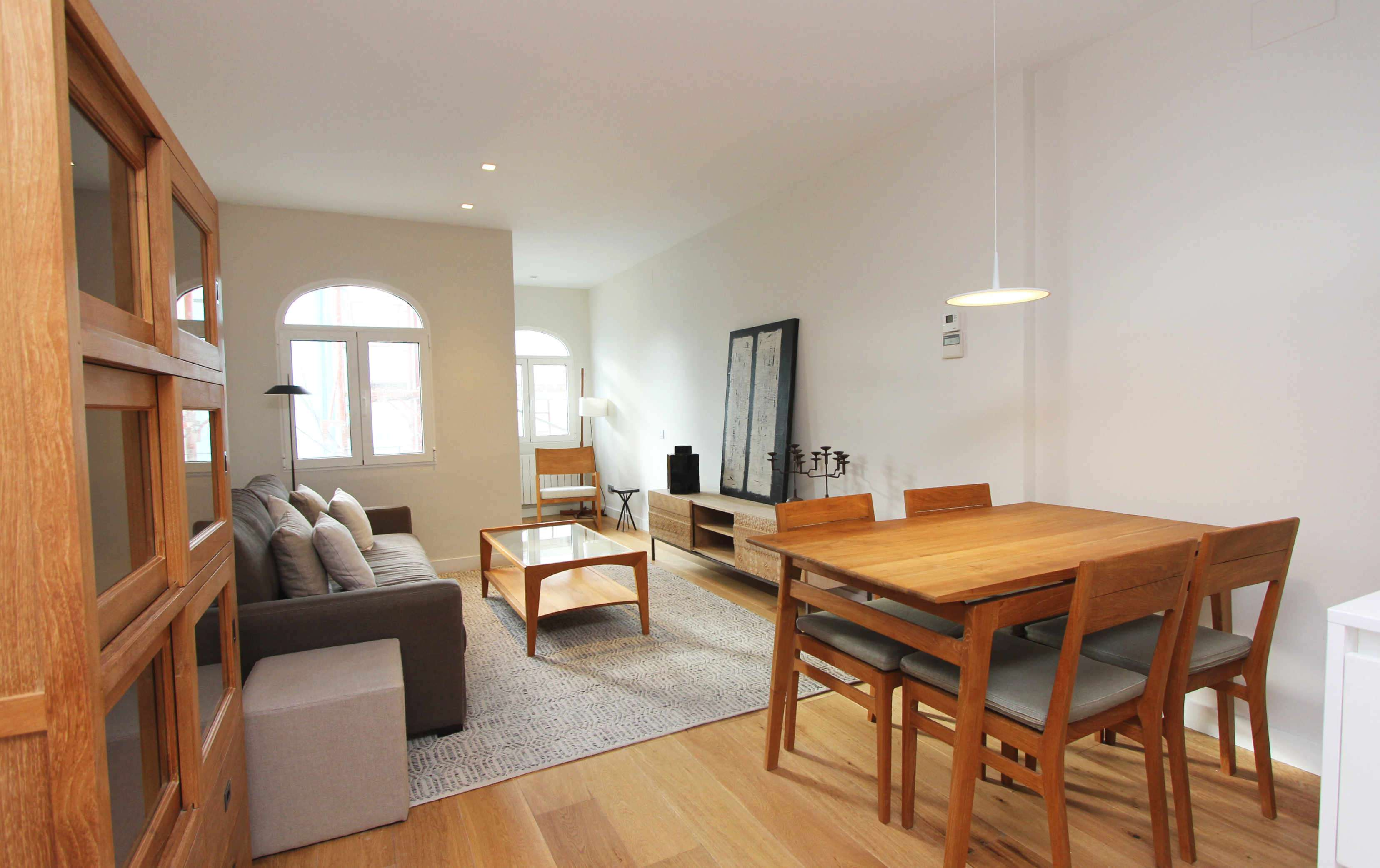 Refurbished apartment for sale in Barcelona