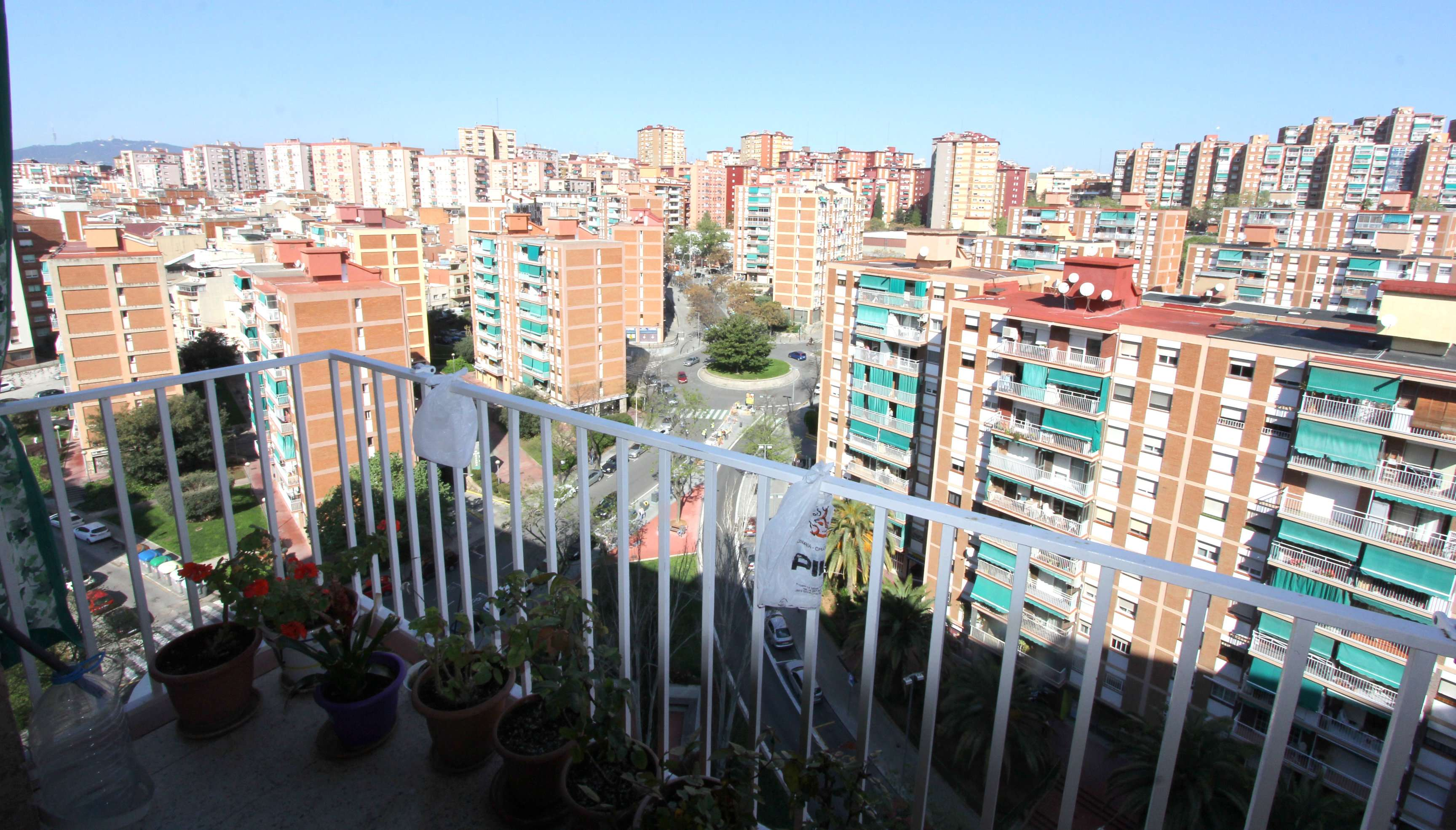 Economy apartment in Llefià, Badalona