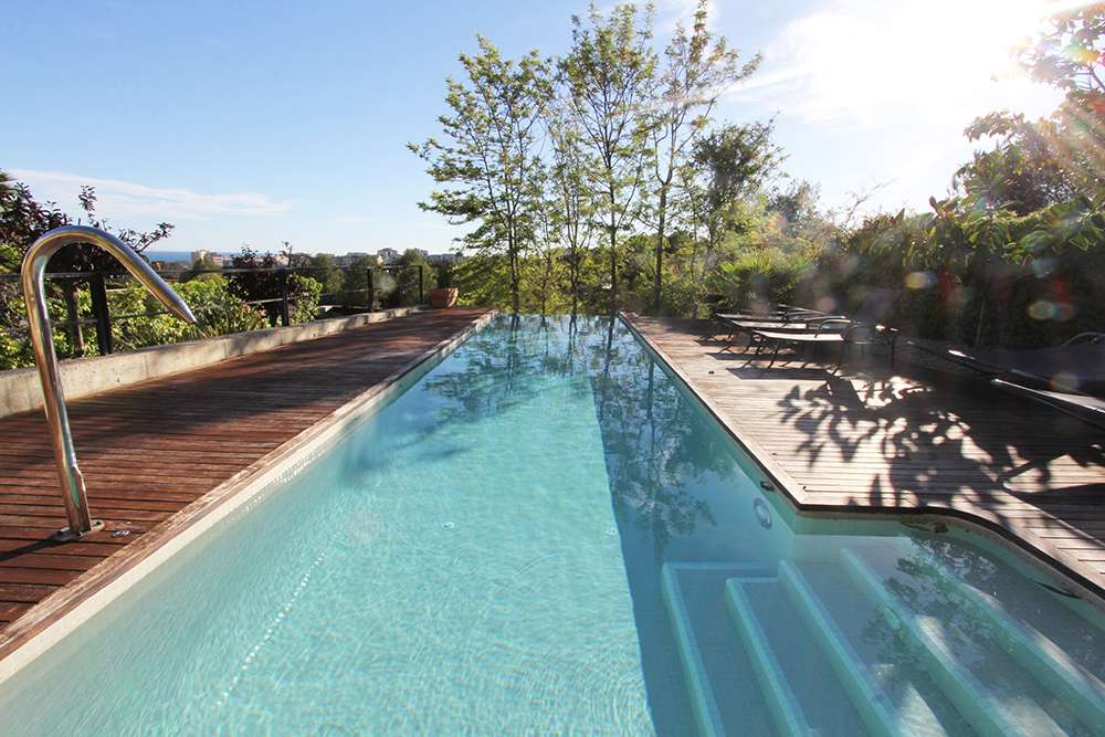 Modern villa in Levantina, Sitges