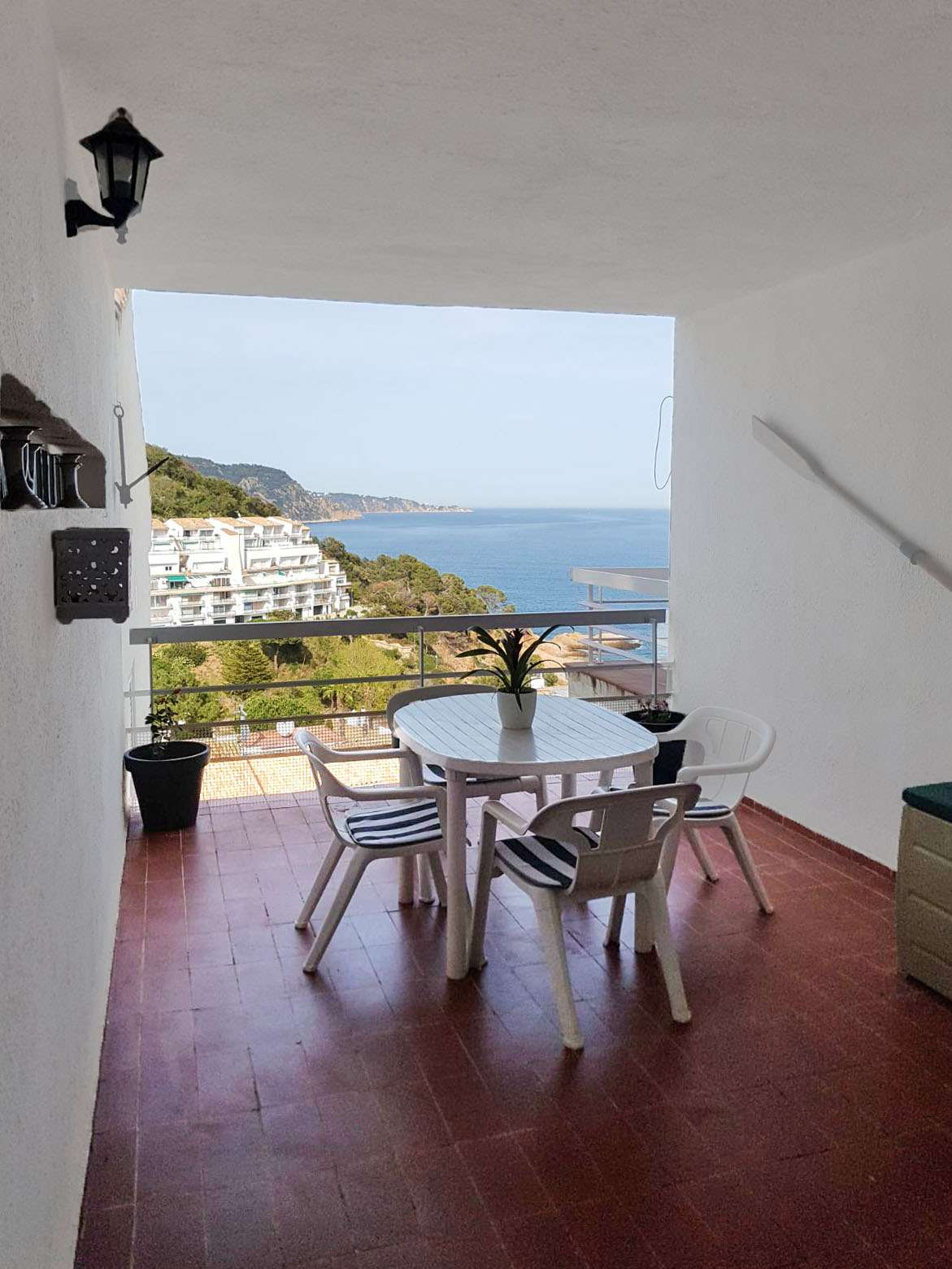 Flat with sea views in Tossa de Mar