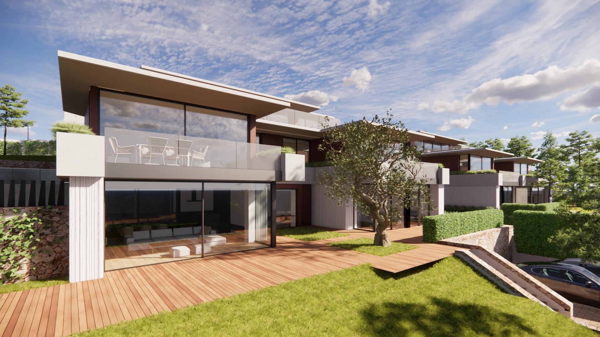 Residential complex Mas de Palol in Playa d'Aro