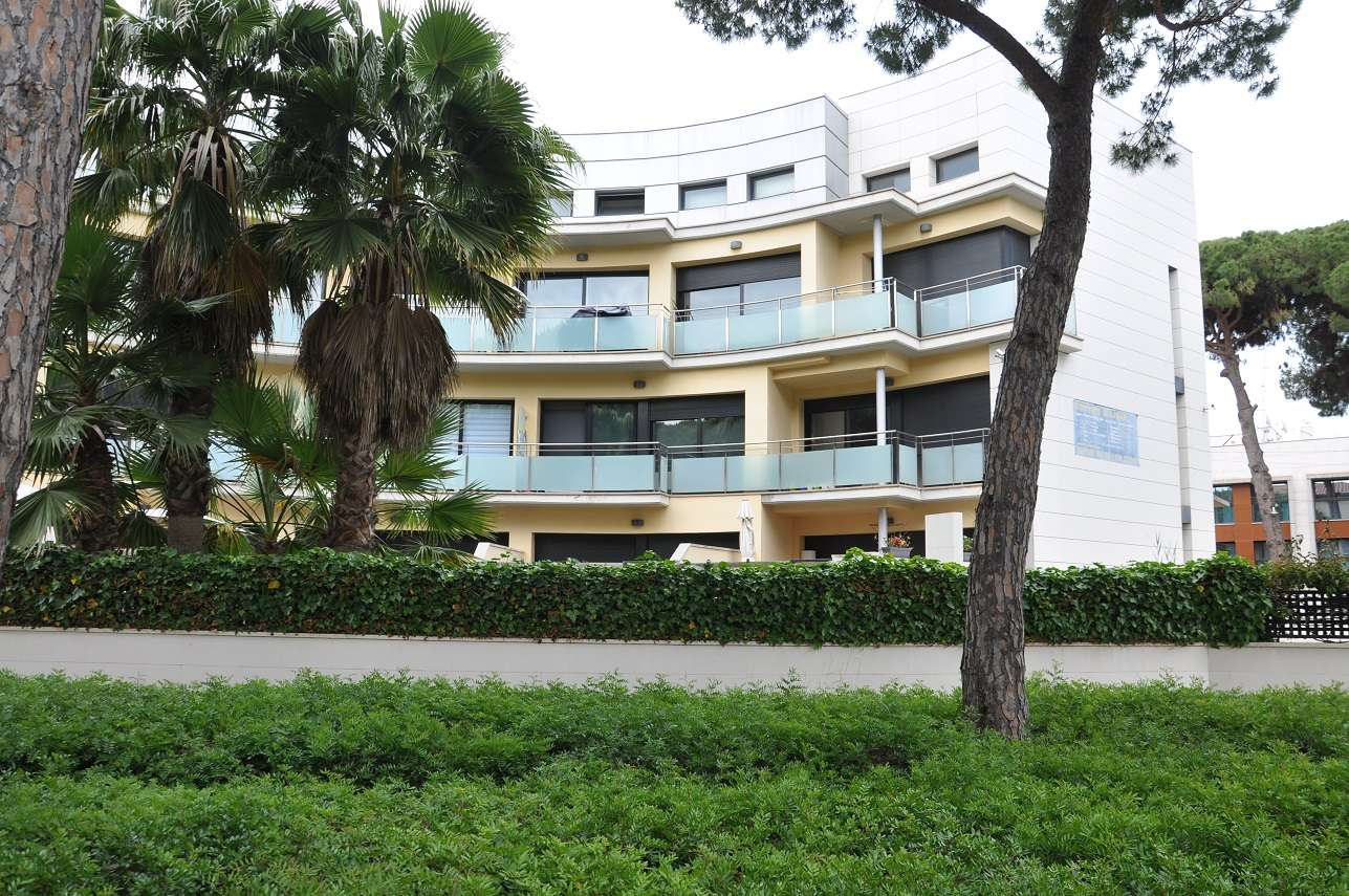 Tourist apartments in Castelldefels beach