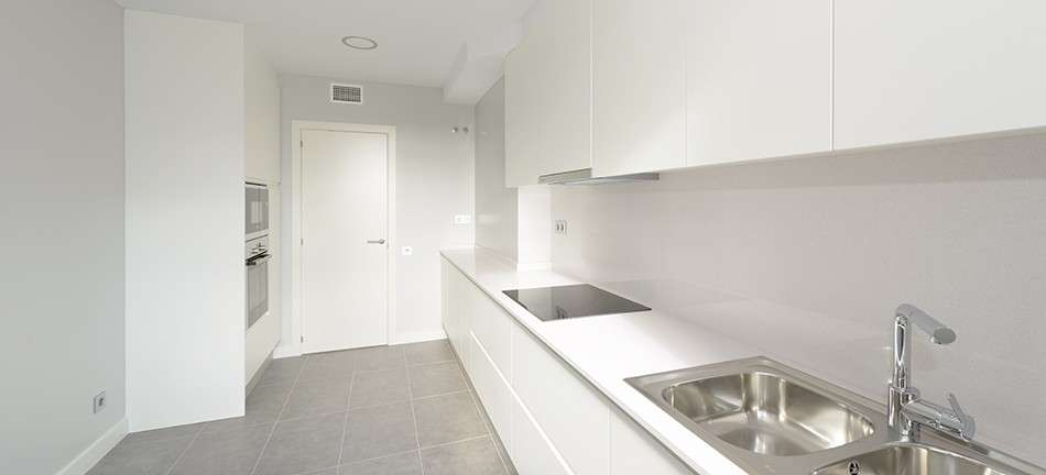 4 three bedroom apartment in a new building, Barcelona
