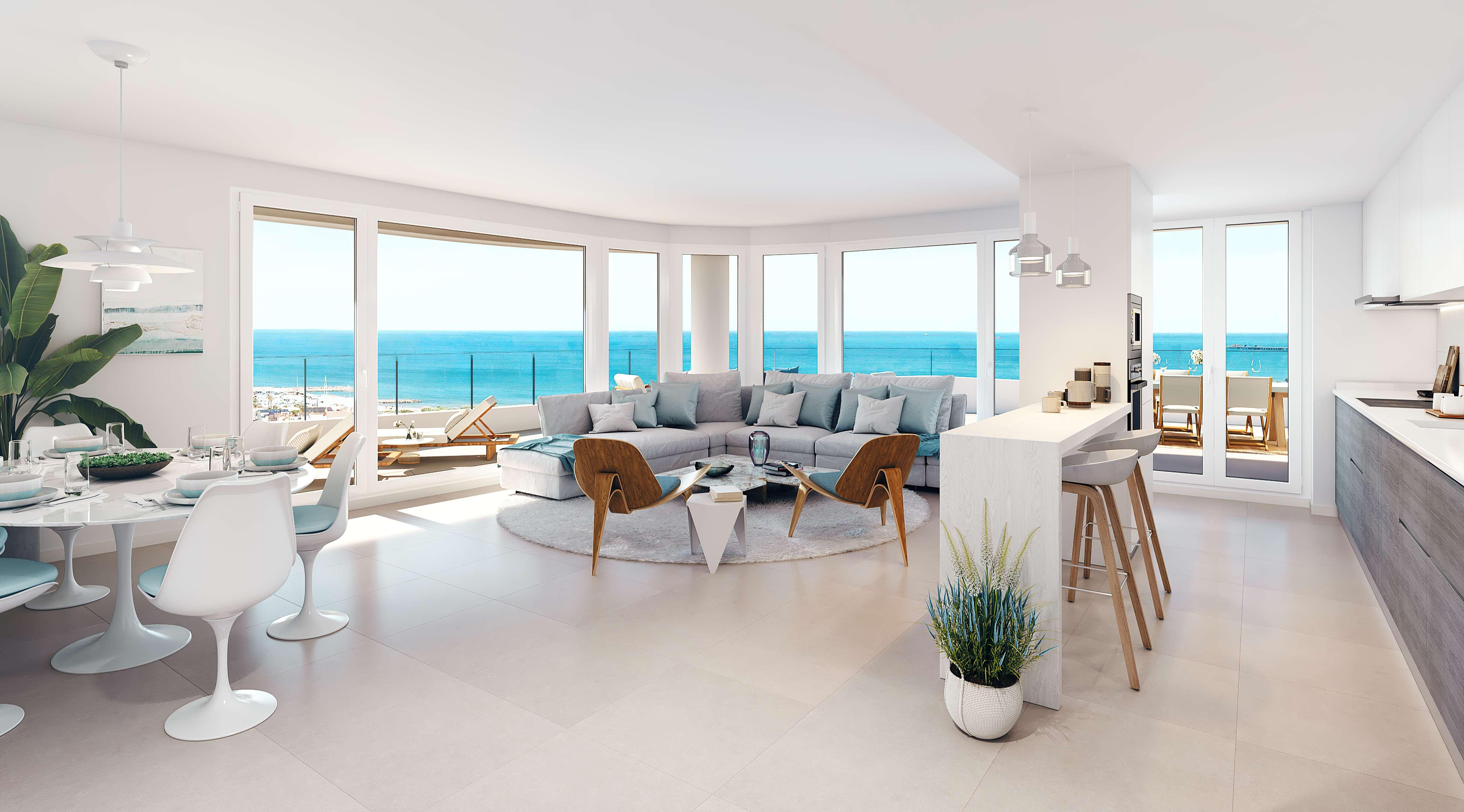 Premium flats in Gran Canet