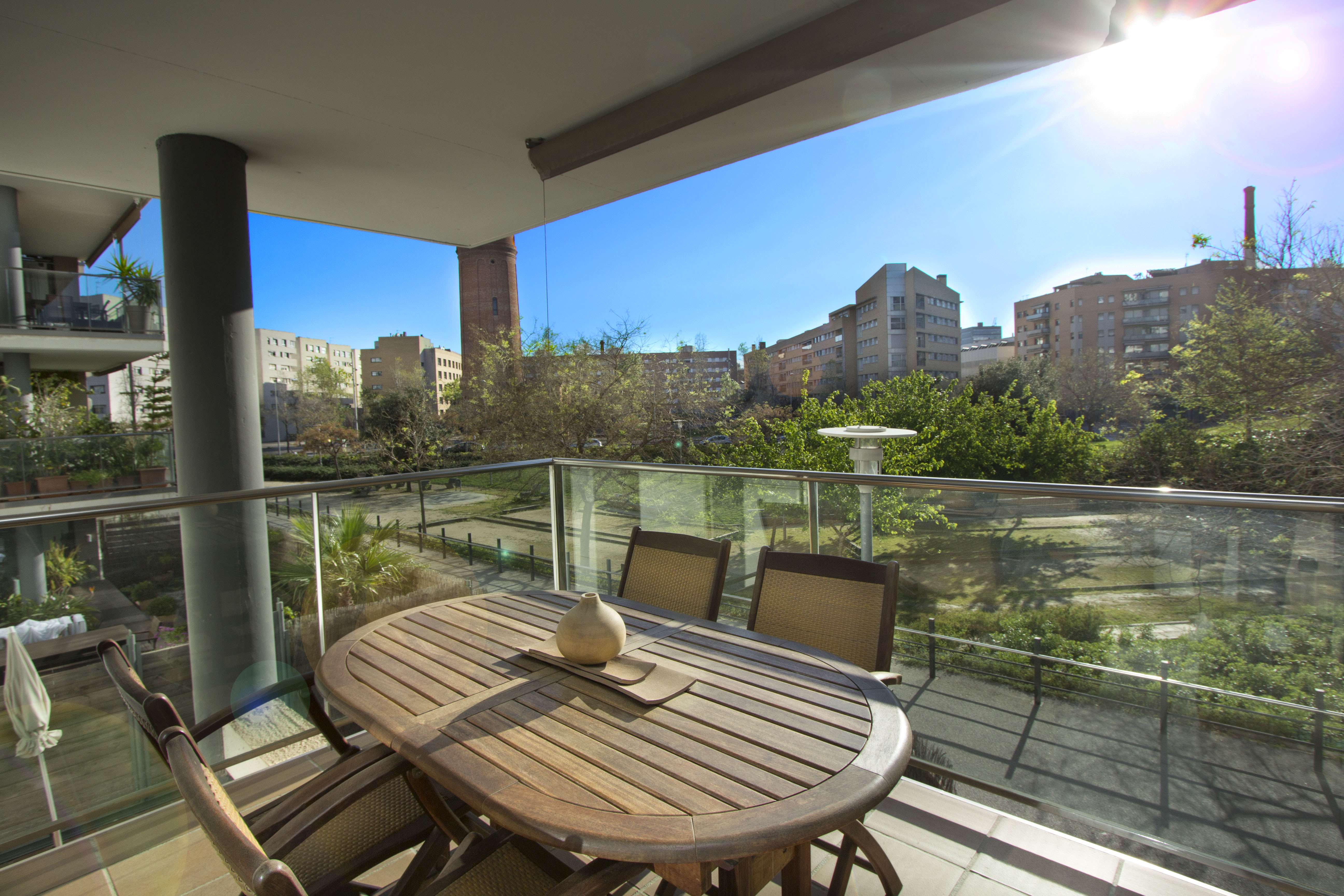 Apartment in Barcelona, Diagonal Mar