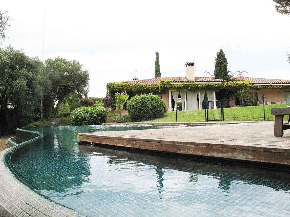 Magnificent house with pool in Sant Feliu de Guíxols
