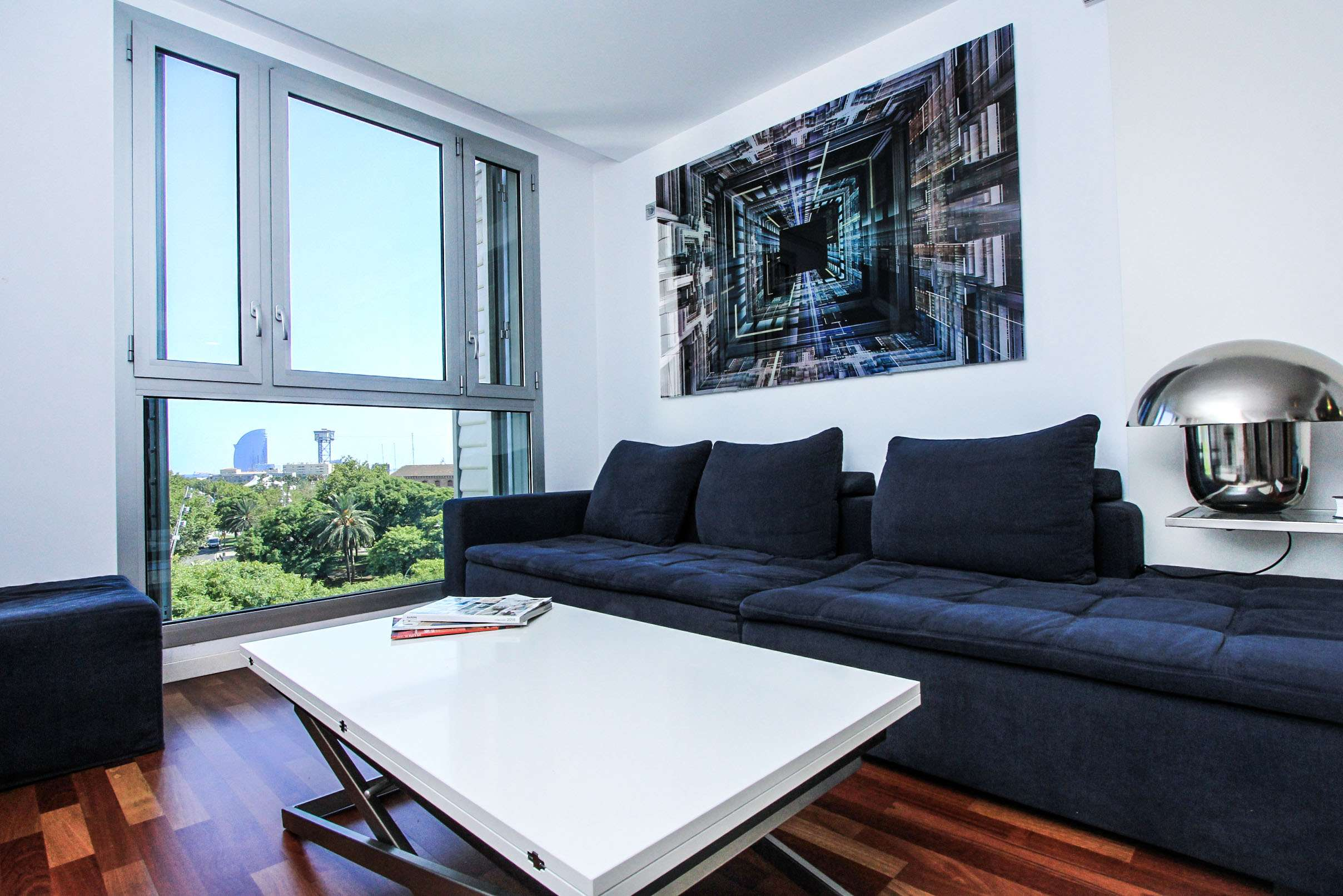 Stylish one bedroom apartment in Barceloneta