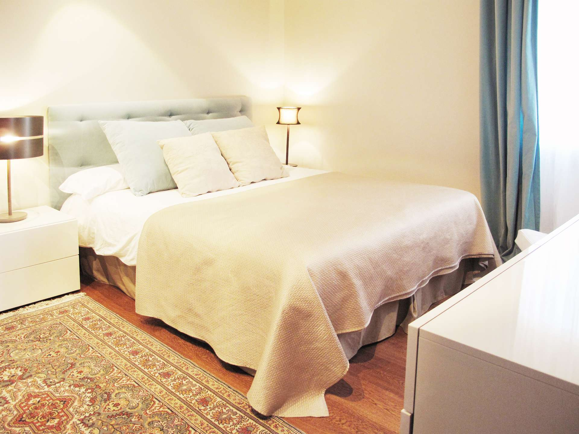 Luxury apartment in Rambla de Cataluna