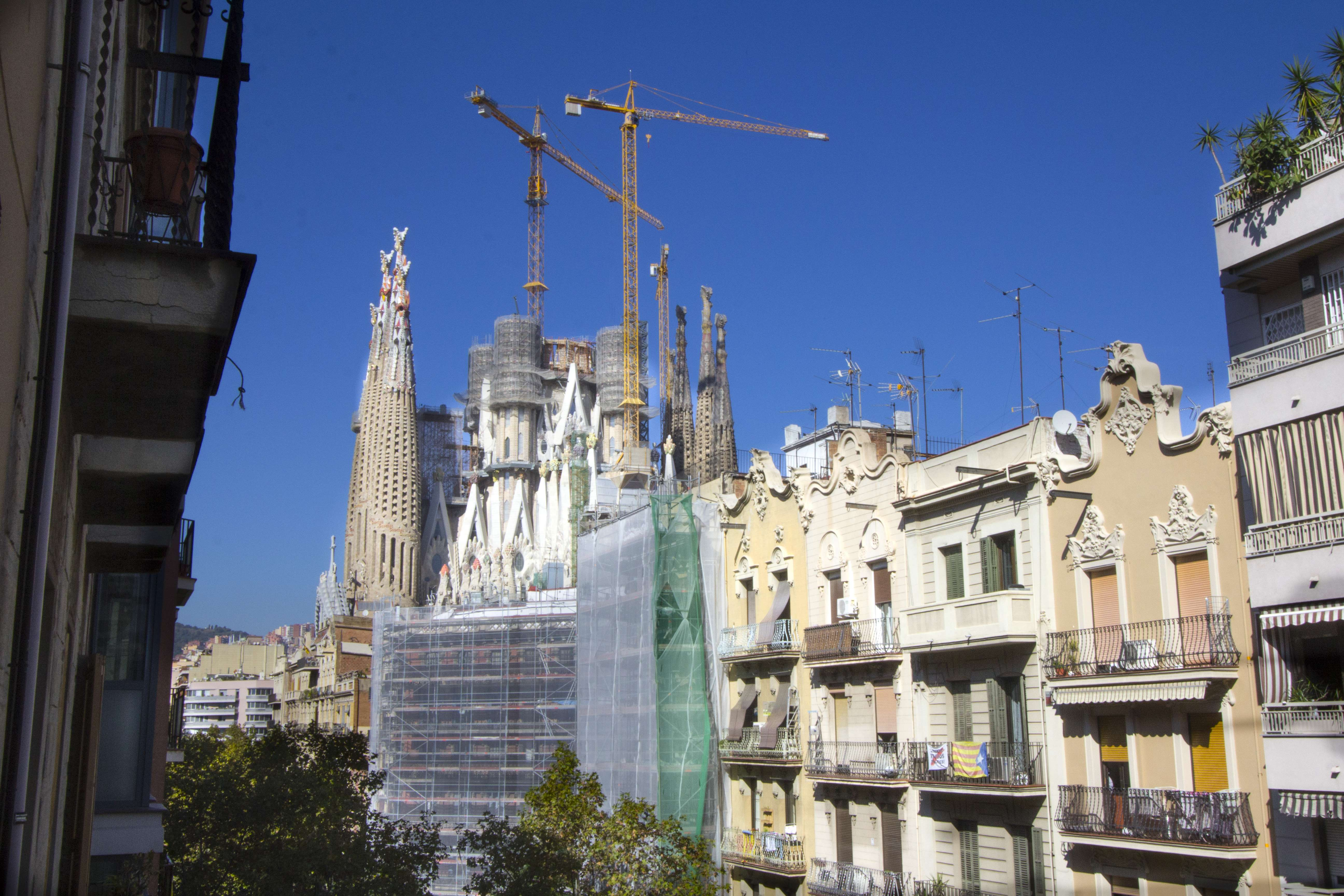 Excellent Apartment with Views on Sagrada Familia