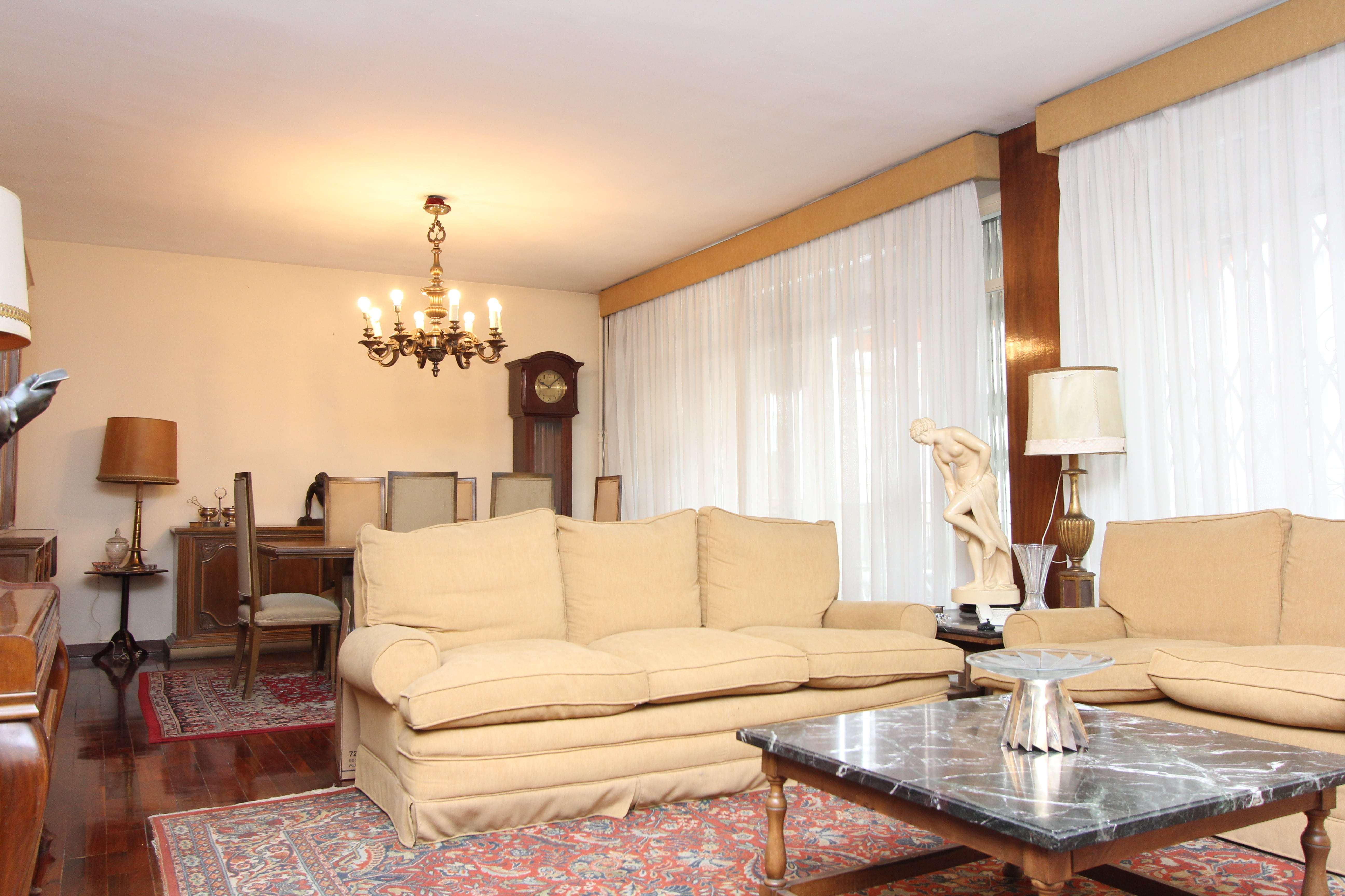 Charming apartment in Turo Park 4 bedrooms