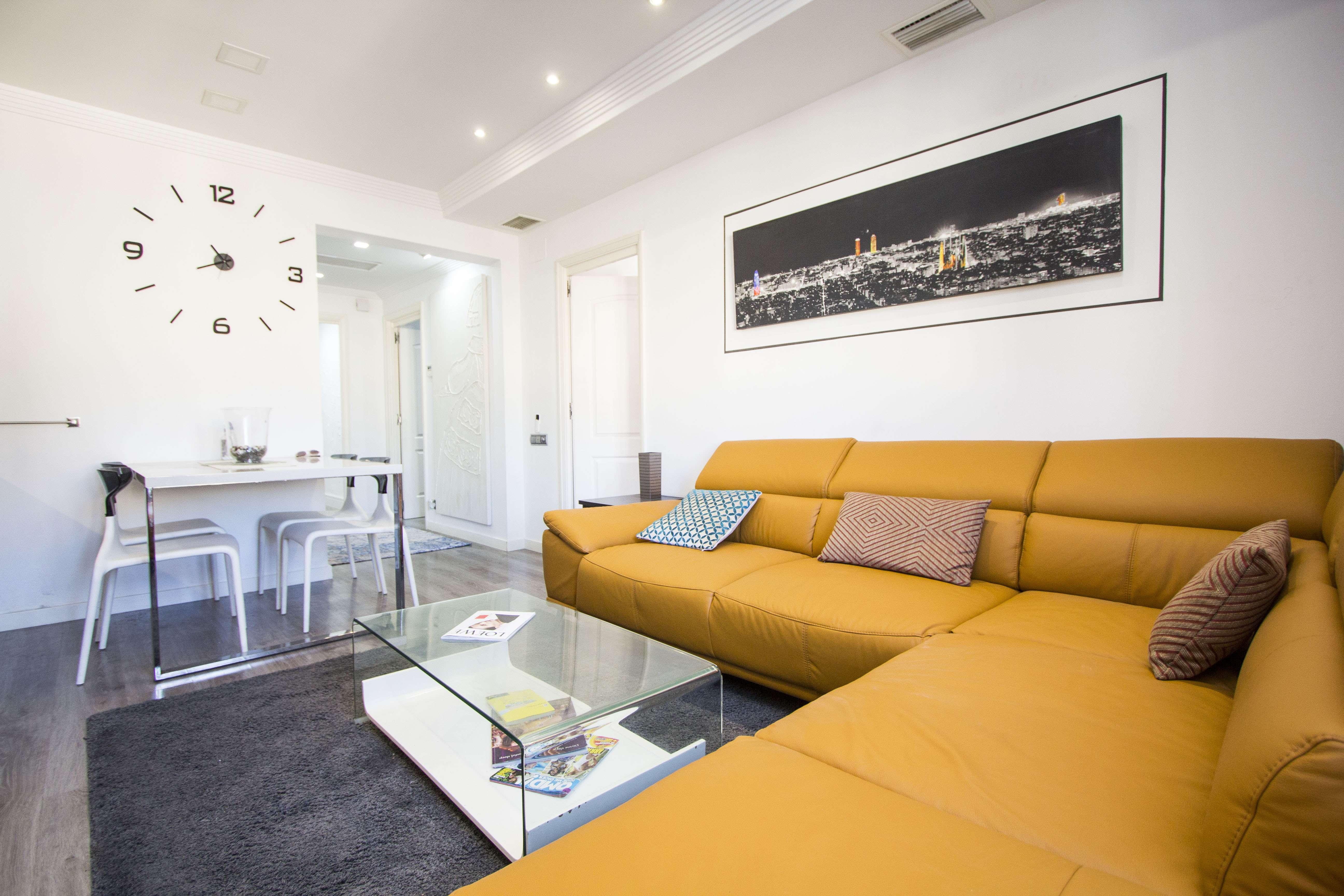 Apartament in a  minute from Passeig de Gracia