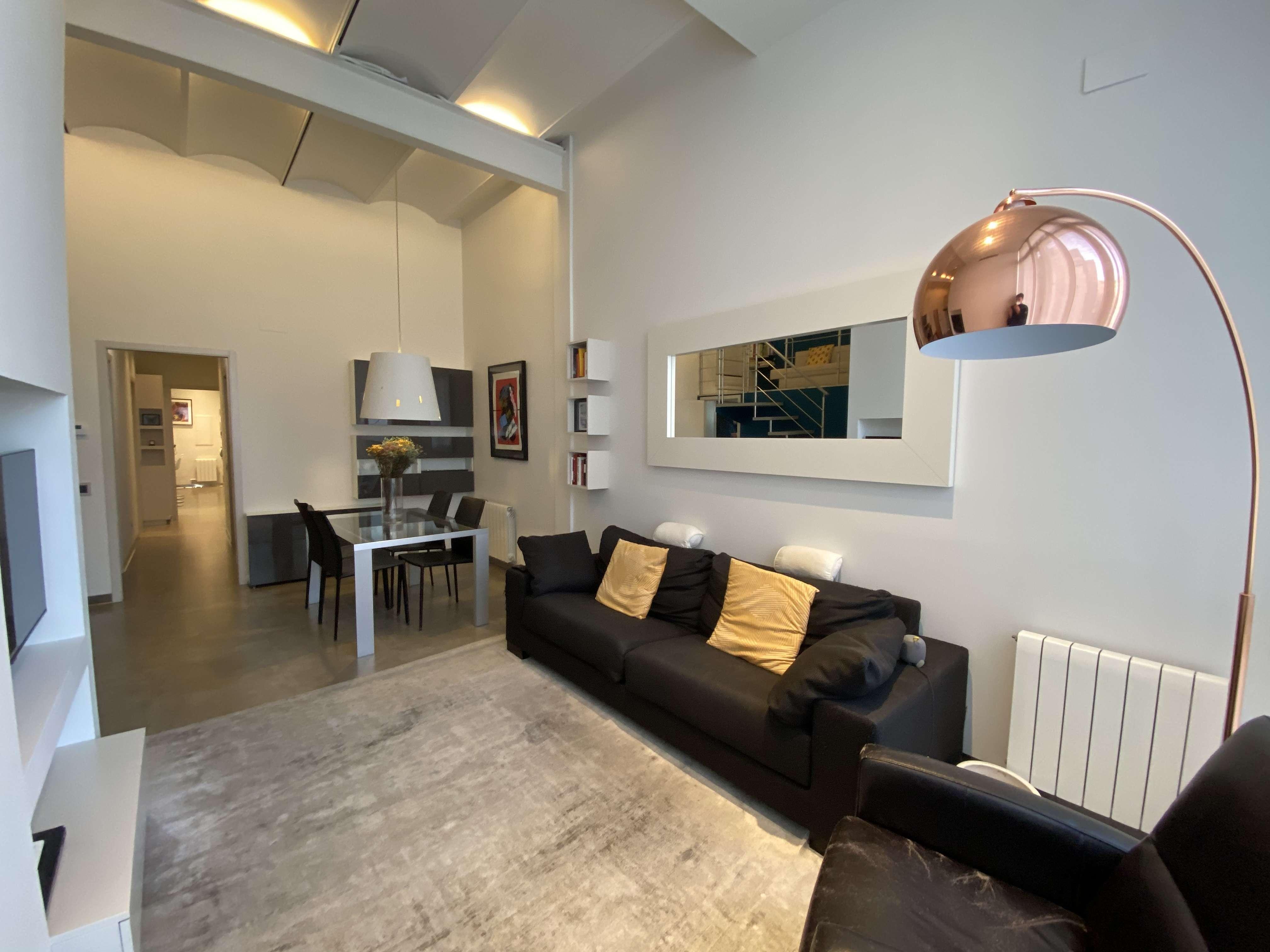 Modern apartment in Eixample