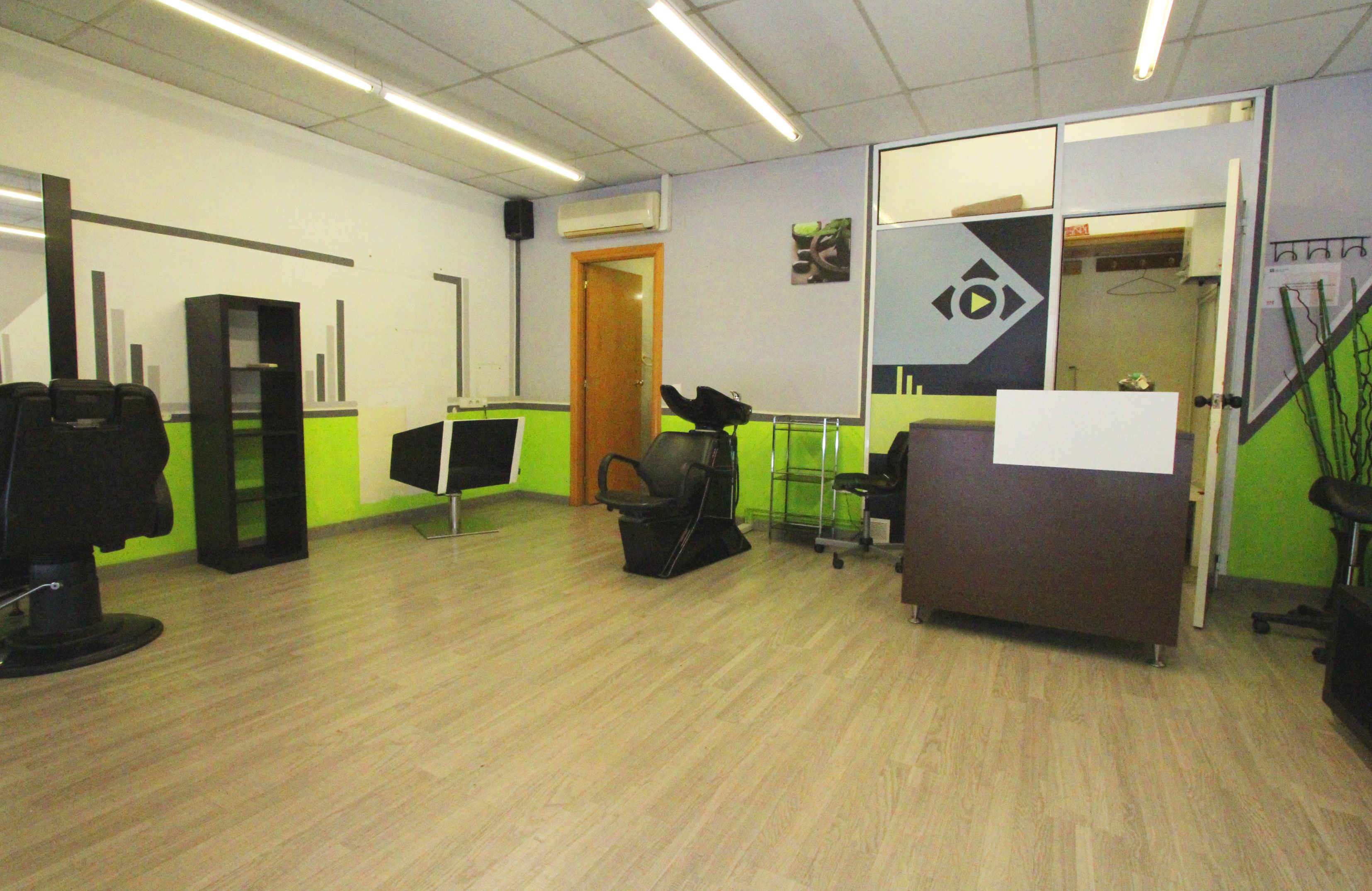 Shop for rent of 35m2, el Clot