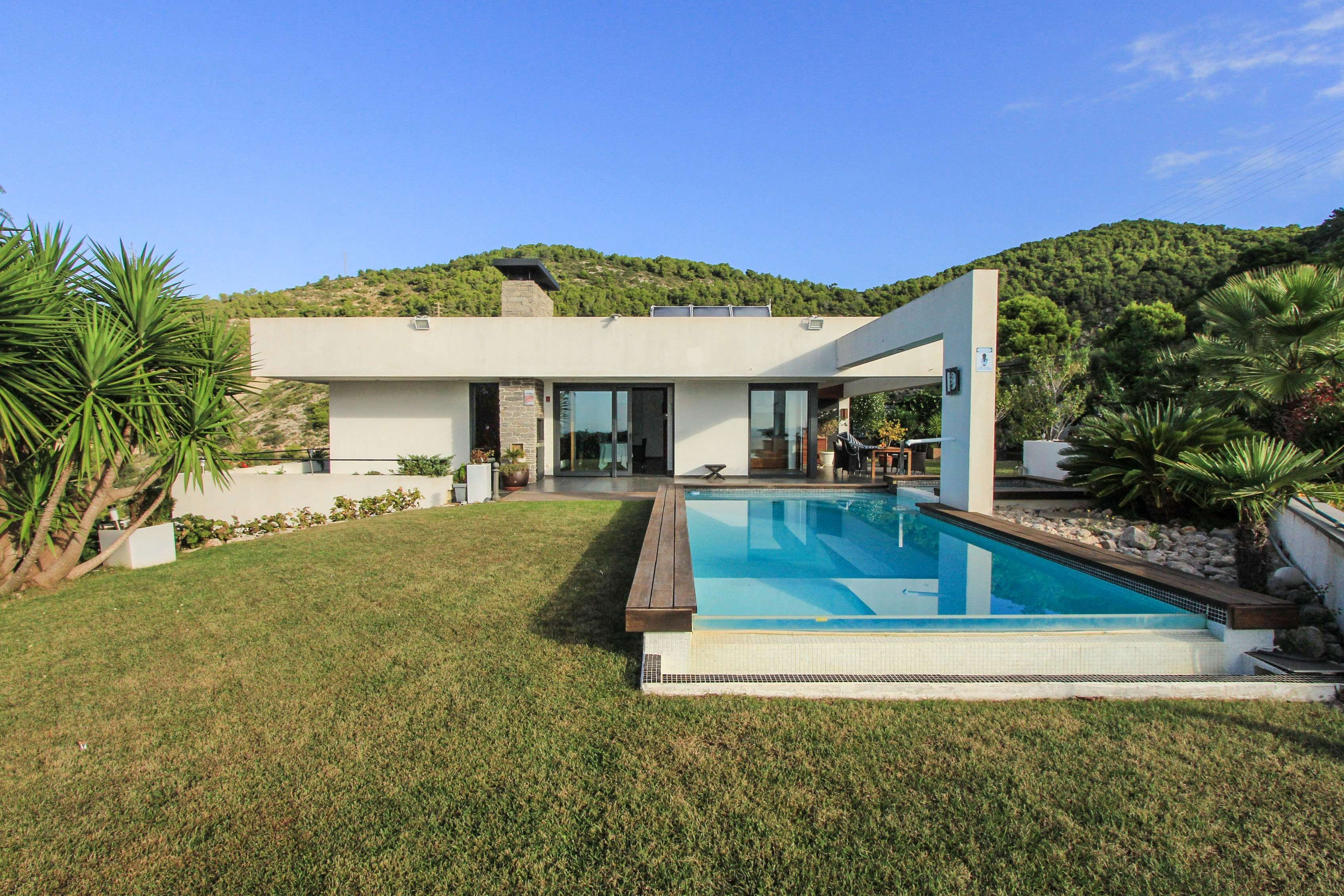 Exclusive Villa for Sale in Montgavina, Sitges
