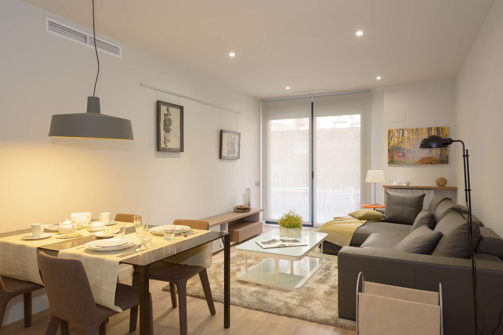 3 Bedroom Apartment close to Sagrada Familia
