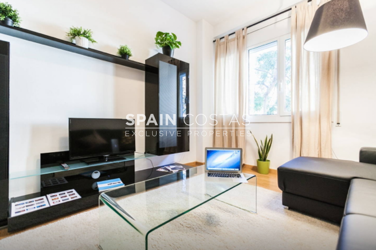 Spacious apartment in Paralel - 7 pax